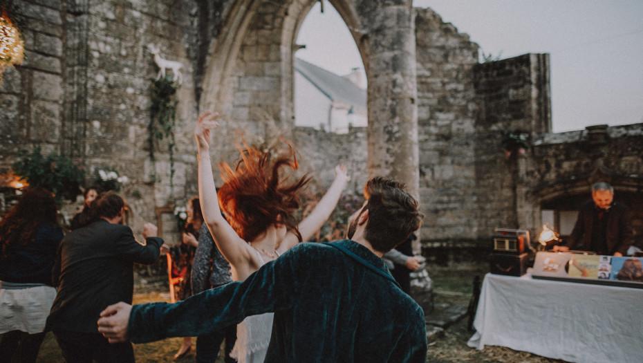 Les disquaires weddings