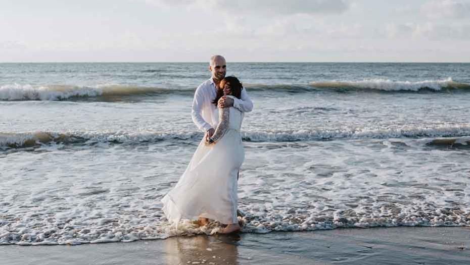 Photographe de mariage et portrait